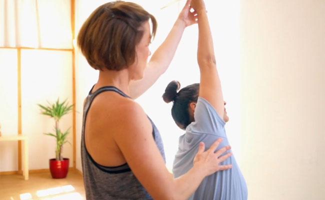 Yoga Einzelarbeit
